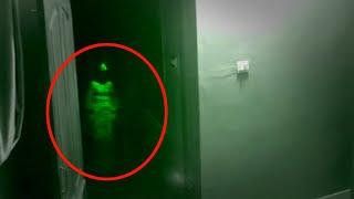Green Fluorescent Demonic Oppression In My Bedroom!! Scary Ghost Caught On Video!!