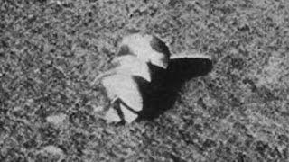 Wheels with Axle Found On Earths Moon In 1966 Russian Photos