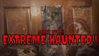 EXTREME PARANORMAL ACTIVITY IN THIS HOME *CAUGHT ON CAMERA*!!