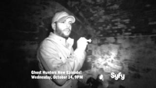 Ghost Hunters Sneak Peek Clip - Entomophobia