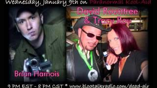 """Ghost Hunters Brian Harnois """"Suicide Scare"""" Interview on Dead Air Paranormal Radio"""