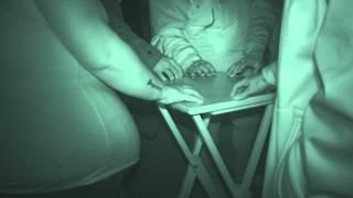 Fort Amherst ghost hunt - 11th December 2015 - Table Tilting