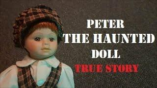 LIVE Paranormal-X Tv | Peter The HAUNTED Doll | The GHOST / SPIRIT Of The Boy Who Died #3