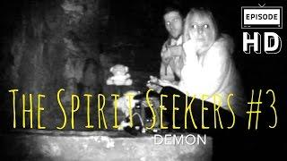 SPIRIT SEEKERS Ep3:STRELLEY HALL, SCARY Ghost ECHOVOX SESSION..MIST..EVPS AND LIGHT ANOMALYS..DEMONS