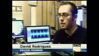 PRISM Paranormal Research - KPTM FOX 42 News @ Squirrel Cage Jail (Council Bluffs, Iowa)  2005
