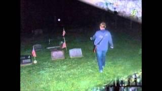 Findlay Cemetery Cry EVP 7/19/2015
