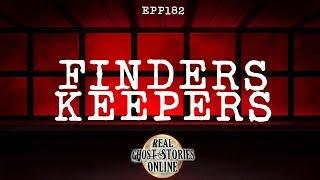 Finders Keepers & Free E-Book Weekend!