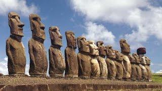 SHOCKING Aliens Visit Easter Island