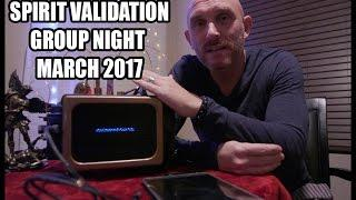 Group Spirit Night Teaser March 2017. Amazing Validation. Full session up this week.