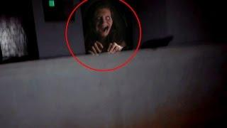OMG | Scariest Ghost sighting | Real Ghost Caught on Camera From a Haunted House | Scary videos