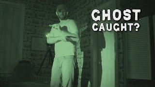 Paranormal Video: Real Ghost Hunt at Haunted House! | DE Ep. 88