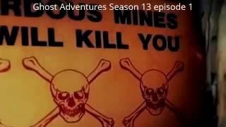 Ghost Adventures Season 13 episode 1 Colorado Gold Mine