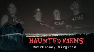 Haunted Farms in Courtland, Virginia - Gas, Grub, and Ghosts