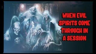 """The Devil Is Coming""  - Evil SCD-1 Session - Huff Paranormal"