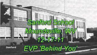 WVPI @ Sanford School  12-17-11 EVP 'Behind You'