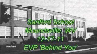 WVPI @ Sanford School  12-17-11 EVP 'Behind You'
