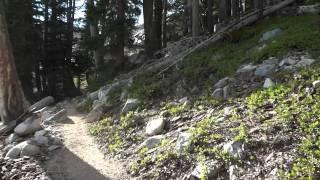 "Desolation Wilderness Part 12 ""Hiking The Shores At The Lake Of The Woods"""