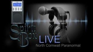 Spirit Box Session 8 - LIVE - Paranormal Contact - P-SB7