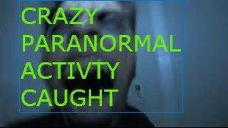 STRANGE MIST AND CRAZY PARANORMAL ACTIVITY AT TUDOR HOUSE (MUST SEE)