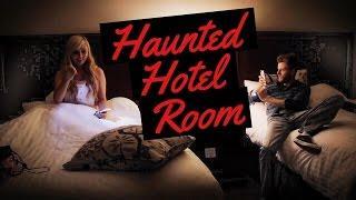 HAUNTED Hotel Room! | GETTYSBURG HOTEL Part 1