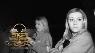 Paranormal Clip - Jackie makes contact through a spirit box