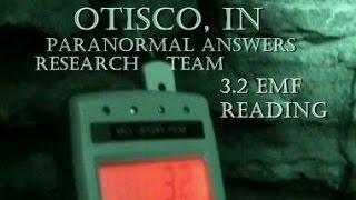 Otisco, Indiana Investigation, October 25, 2014