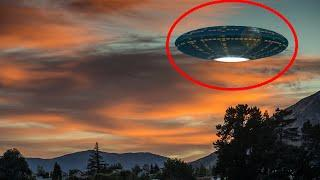 Real Lightning Footage Caught On Tape From UFO!! Amazing UFO Footage!!