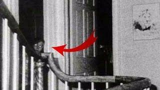 5 Fantasmas Captados en Fotografía