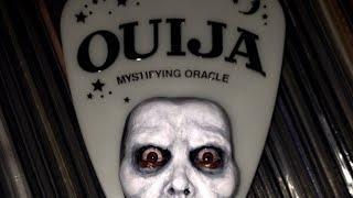ZOZO Ouija Board Demon ZOZO Caught on Tape (PLAYING OUIJA ALONE AT MIDNIGHT)