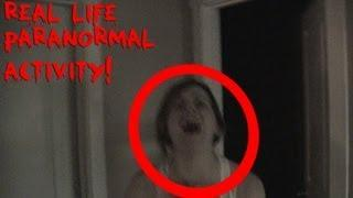 Real Life Paranormal Activity - Part 4 of 6