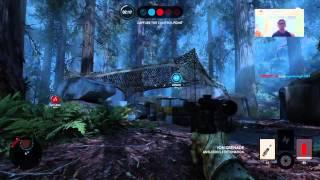 Its here! Star wars battlefront ep1 part 2