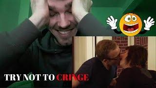 TRY NOT TO CRINGE CHALLENGE (I FAILED) REACTION!