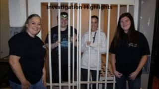 Amherst Jail - Paranormal Investigation highlights - NS