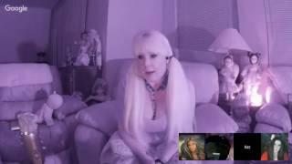 Part 3 VOO DOO, Haunted Trunk, AFTER spirits TOOK STREAM DOWN,  REAL SPIRITS CAUGHT ON TAPE!