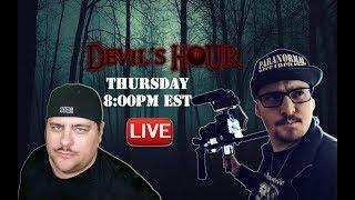 The Devil's Hour LIVE Show Ep. #5
