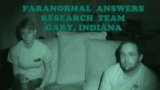 Paranormal Answers Research Team, Gary Indiana, May 3, 2014