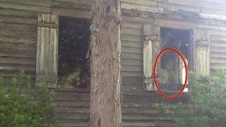 Real Ghost Sighting Caught On Tape | Scariest Ghost Sighting | Real Ghost Videos | Top Scary