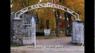 Haunted Oak Hill Cemetery Battle Creek Michigan - PPI 7-7-11