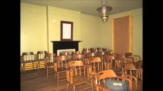 San Diego Ghost Hunters - Whaley House Ghost Tour - October 18th 2014 - Ovilus - Ally - She