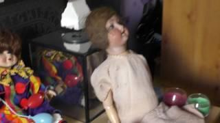 The Haunted Doll    Paranormal Activity Caught On Tape?   DAY 0