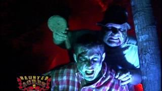 HAUNTED ACRES 2012 - WALKING DEAD PREMIERE PARTY WITH PXP SUN OCT 14th