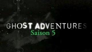 Ghost Adventures - Lizzie Borden House | S05E05 (VF)