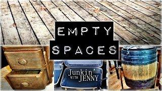 Empty Spaces | Junkin' With Jenny Podcast