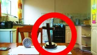 Paranormal Activity Caught on Tape Part 3. More Poltergeist activity