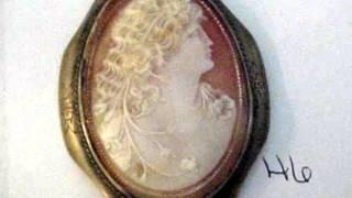 Queen Elizabeth's Cameo