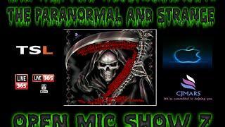 HALF PAST DEAD PARANORMAL RADIO OPEN MIC 7