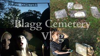 Paranormal Blagg Cemetery Vlog | Exploring and Ghost Hunting //  REAL PARANORMAL EVIDENCE