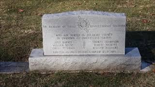 Visiting the Gravesites of Veterans II