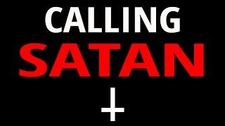 CALLING the DEVIL 666 - SCARY PHONE CALL WITH SATAN