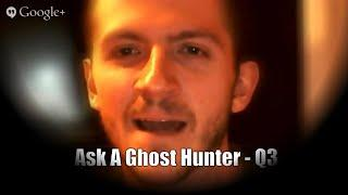 Is The Oujia Board A Game?? Is it dangerous... Ask A Ghost Hunter Q3